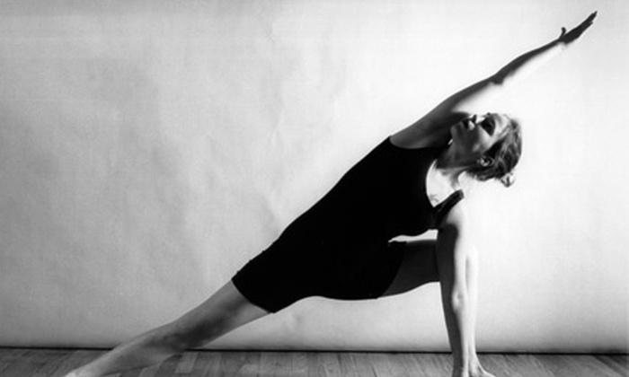 Indigo Studio - Chicago: $35 for One Month of Unlimited Yoga and Fitness Classes at Indigo Studio ($150 Value)