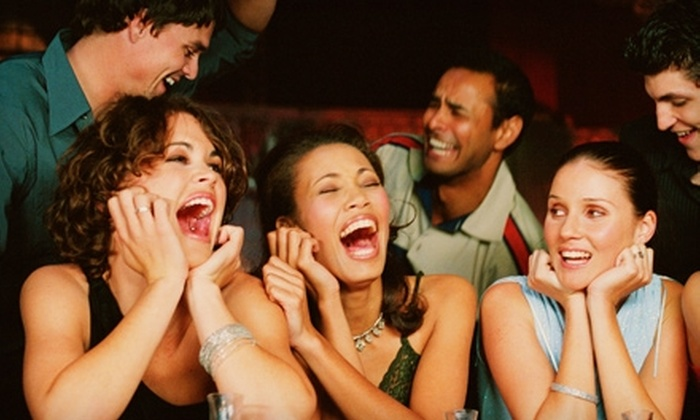 Stand-up, Scottsdale! Comedy Club - Scottsdale: Two or Four Tickets to Stand-up, Scottsdale! Comedy Club (Up to 62% Off)