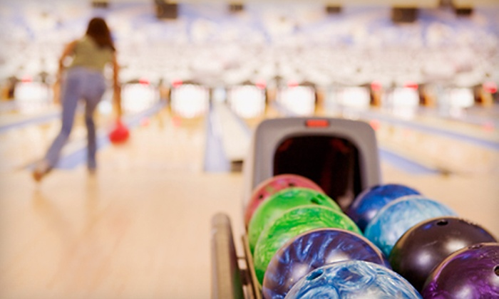 Rock River Lanes - Edgerton Beach Park: $25 for Two Hours of Unlimited Bowling for Up to Six with Pizza and Beer at Rock River Lanes in Fort Atkinson (Up to $56 Value)