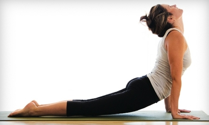 Balanced Body Pilates & Yoga Studio - Allandale Centre: $29 for One Month of Unlimited Yoga at Balanced Body Pilates & Yoga Studio ($100 Value)