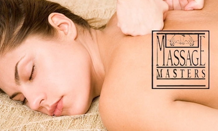 Massage Masters - Sherman Oaks: $20 for a 25-Minute Rejuvenating Mini Facial or Relaxing Massage at Massage Masters