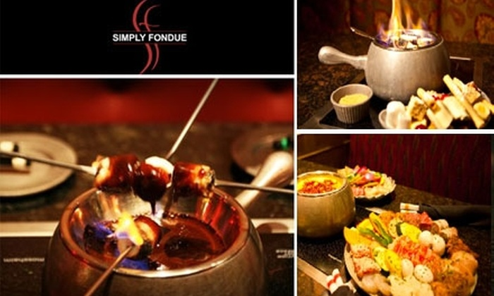simply fondue deals
