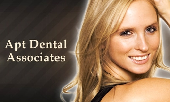 Apt Dental Associates - Multiple Locations: $99 for an In-Office Teeth-Whitening Treatment at Apt Dental Associates ($299 Value)