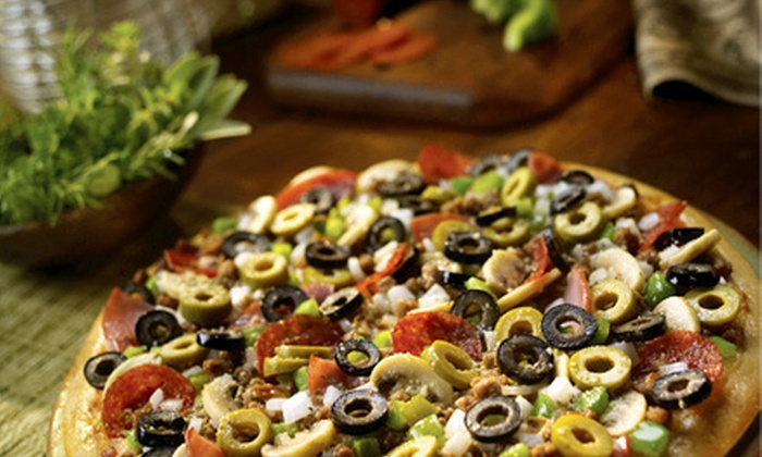 Gatti's Pizza Houston - Multiple Locations: $10 Worth of Specialty Pizza and Pasta