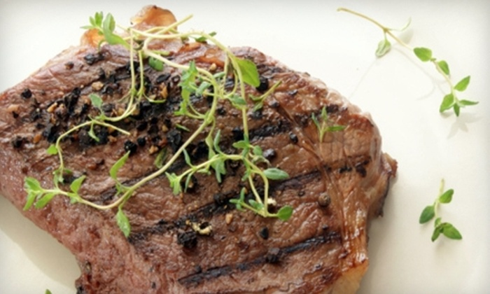 The River Room Restaurant - Green Bay: $8 for $16 Worth of Dinner Fare and Drinks at The River Room Restaurant
