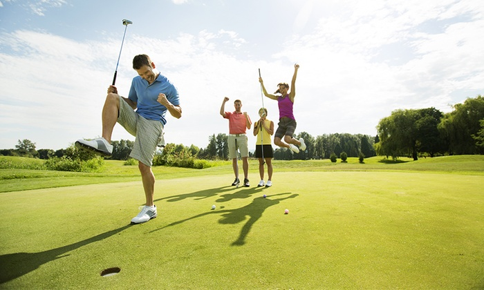 La Contenta Golf Club - La Contenta Golf Club: 18-Hole Round of Golf with Cart for Two or Four at La Contenta Golf Club (Up to 56% Off)