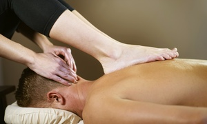 Pro Sports and Spa Massage: 60- or 90-Minute Body-Walking, Combination, or Sports Massage at Pro Sports and Spa Massage (Up to 47% Off)