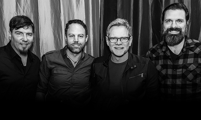 Third Day and Steven Curtis Chapman - Shreveport Municipal Memorial Auditorium: Third Day and Steven Curtis Chapman on Friday, April 29 at 7 p.m.