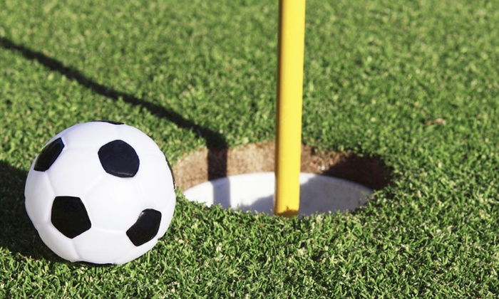 Killian Greens Golf Course - Kendall: FootGolf for Two, Four, or Eight at Killian Greens Golf Course (Up to 46% Off)