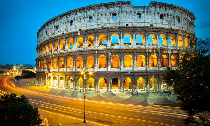 Rome 2 ou 3 nuits en petit d jeuner et vols aller retour de paris groupon getaways - Femme de chambre code rome ...