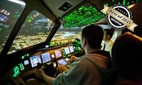 60 Min. im Flugsimulator die Boeing 777 selbst fliegen inkl. Einweisung mit 777 Simulatorfliegen (bis zu 38% sparen*)