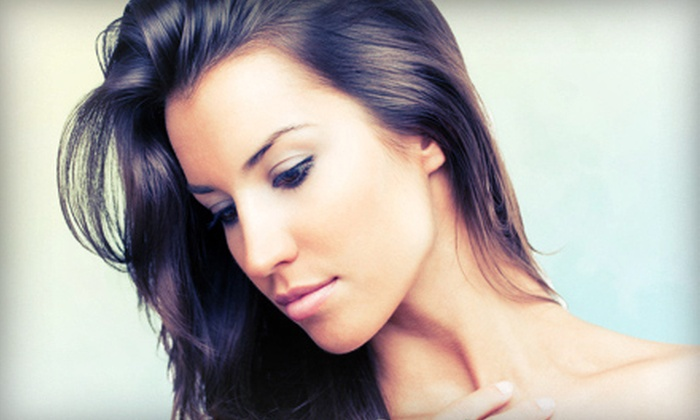 Tru Salon - Tulsa: One or Three Facial or Whole-Body Mesotherapy Treatments at Tru Salon (Up to 71% Off)