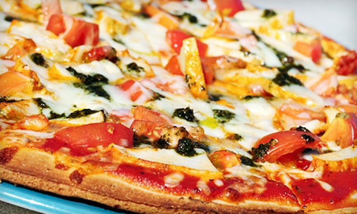 Pauly's Pizza - Orion Place: $10 for $20 Worth of Pizza and Italian Fare at Pauly's Pizza in Grapevine