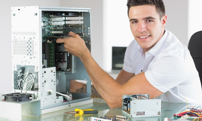 Lakeview Technology - Starin Central: $71 for Computer Repair at Lakeview Technology