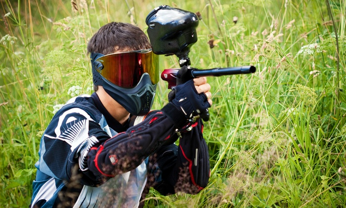 Route 40 Paintball Park - White Marsh: $30 for a Paintball Package for Two at Route 40 Paintball Park ($60 Value)