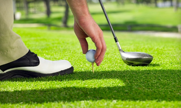Banner Country Club - Black Birch Golf: $40 for an 18-Hole Round of Golf for Two with Cart Rental at Banner Country Club ($84 Value)