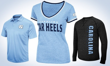 UNC Apparel and Accessories at Johnny T-shirt (50% Off). Two Options Available.