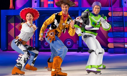 Disney On Ice presents Worlds of Fantasy Presented by Stonyfield YoKids Organic Yogurt 12/20-29(Up to 50% Off)