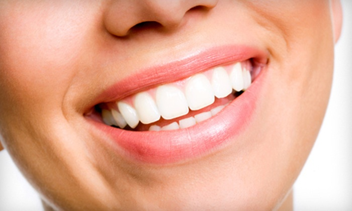 Revive Dental - Marriottsville: Dental-Exam Package, Zoom! Teeth-Whitening Treatment, or Both at Revive Dental (Up to 89% Off)