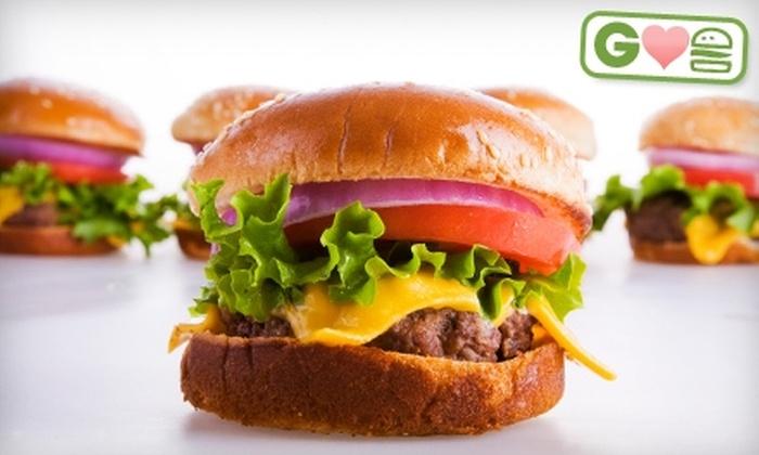 Penngrove Superburger - Penngrove: $6 for $12 Worth of Burgers and Sandwiches at Penngrove Superburger