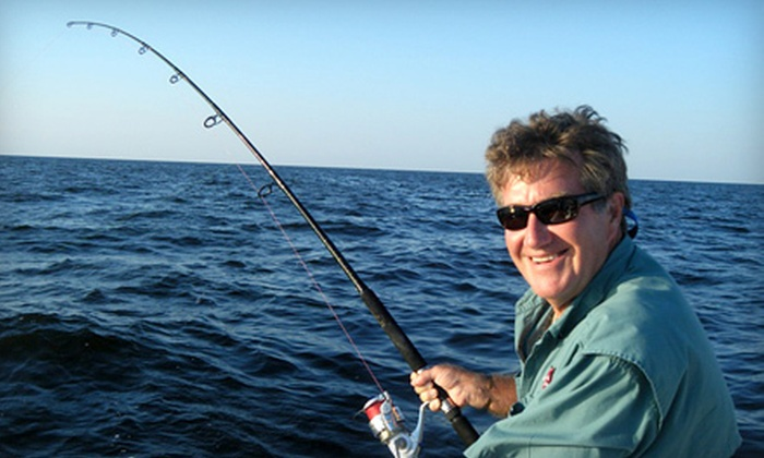 Tar-Pam Guide Service - Washington: Half-Day or Three-Quarter-Day Fishing Trip for Up to Three from Tar-Pam Guide Service in Washington (Half Off)