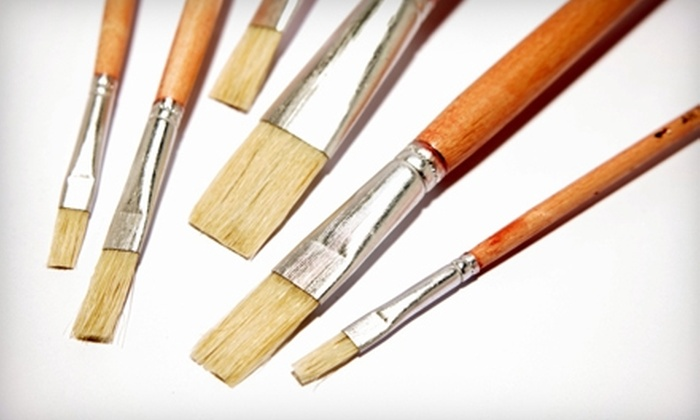 Nevada Fine Arts - Sierra Vista: $25 for $50 Worth of Art Supplies and Framing Services at Nevada Fine Arts