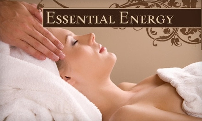 Essential Energy - Perrysburg: $40 for $100 Worth of Spa Services at Essential Energy