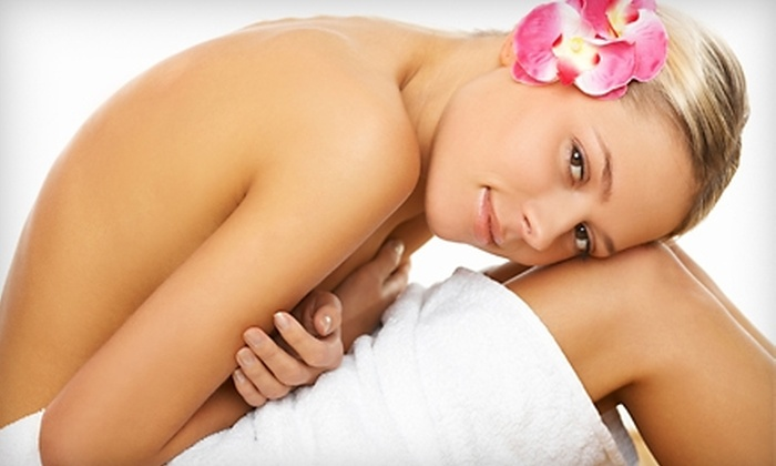 Pure Spa and Salon - Norcross: Spa Treatments at Pure Spa and Salon in Norcross. Three Options Available.