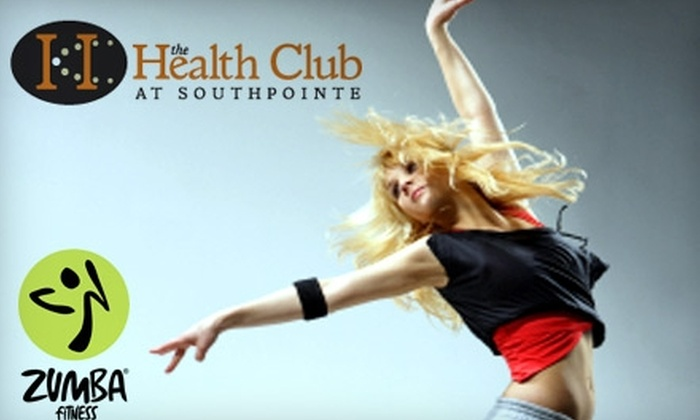 The Health Club at Southpointe - Cecil: $35 for 10 Zumba Classes at The Health Club at Southpointe in Canonsburg ($80 value)