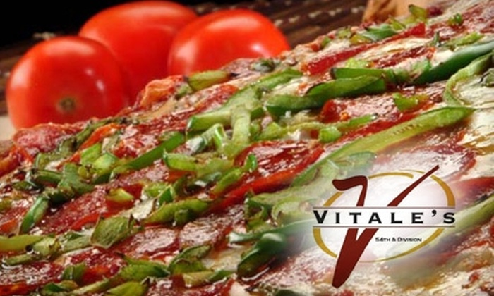 Vitale's Pizza - Kentwood: $10 for $20 Worth of Pizza and Italian Specialties at Vitale's Pizza