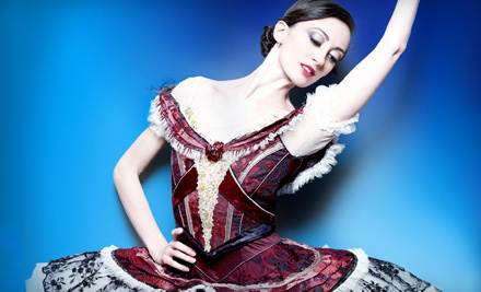 Three-Show Subscription to the Joffrey Ballet at the Auditorium Theatre for