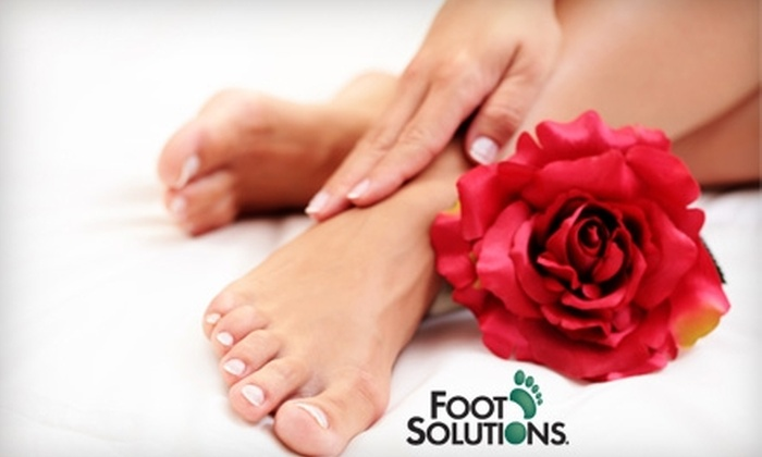 Foot Solutions - West University Place: $32 for $65 Worth of Footwear or One Pair of Arch Supports ($65 Value) at Foot Solutions. Choose Between Two Locations.