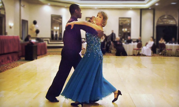 Arthur Murray Dance Centers - Saratoga Springs: $49 for a Ballroom Dance-Lesson Package for One or Two at Arthur Murray Dance Centers in Saratoga Springs ($335 Value)