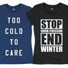 Ladies' Over The Cold Tees