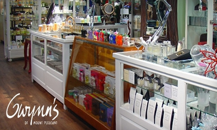 Gwynn's of Mt. Pleasant - Mount Pleasant: $25 for $50 Worth of Cosmetics at Gwynn's of Mt. Pleasant