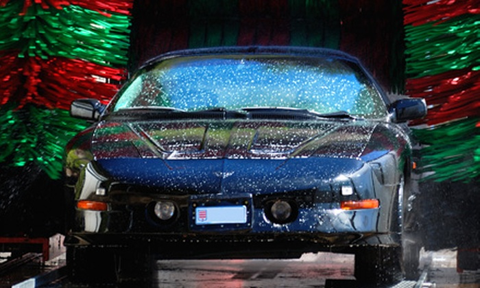 Autowash - Amarillo: $25 for Five Ultimate Car Washes at Autowash ($50 Value)