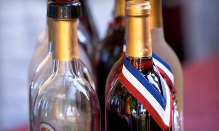 Vintage Ohio Wine Festival - Akron / Canton: $14 for One Ticket to Vintage Ohio Wine Festival (Up to $27 Value)