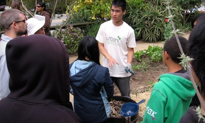 Urban Sprouts: Donate $10 to Help Urban Sprouts Take Students on a Local-Farm Field Trip