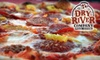 Dry River Company - Broadway Northeast: $10 for $20 of Pizza, Coffee, and More at Dry River Company
