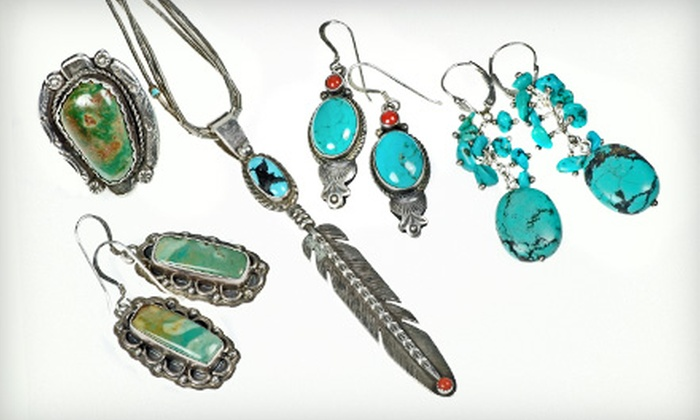 Sun of a Brave - Downtown Boerne: $10 for $20 Worth of Native-American Jewelry at Sun of a Brave in Boerne