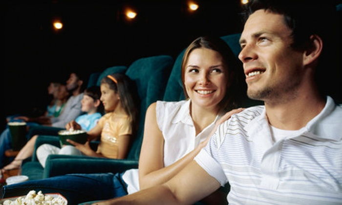 Ellice Café & Theatre - Spence: $12 for $20 Worth of Café Fare and Two Movie Tickets at Ellice Café & Theatre ($30 Value)