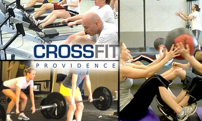 CrossFit Providence - Providence: $45 for Four Weeks of Boot Camp at CrossFit Providence or CrossFit Newport