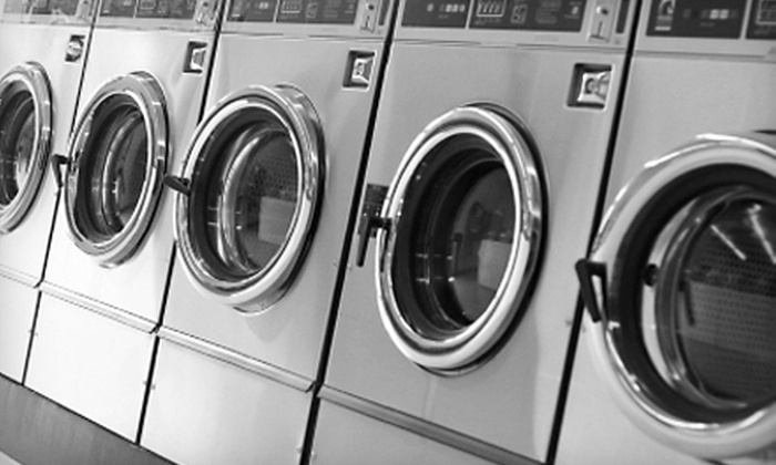 Soap N' Suds - Multiple Locations: Drop-Off Full-Service Laundry Service for General Clothing or Comforters at Soap N' Suds (60% Off)