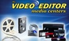 The Video Editor: $20 for Two Videotapes Transferred to Two DVDs from The Video Editor ($40 Value)