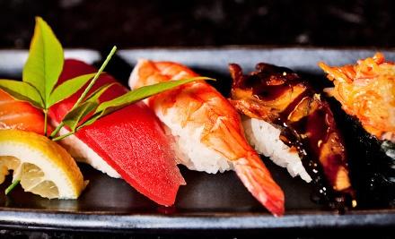 Irashiai Sushi Pub & Japanese Restaurant: $16 Groupon for Lunch - Irashiai Sushi Pub & Japanese Restaurant in Greenville