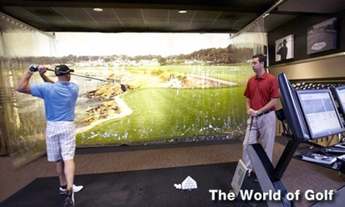 The World of Golf - Midtown Center: $50 for Personal Callaway Golf Performance Assessment at The World of Golf ($150 Value)