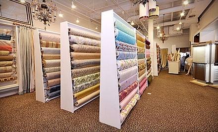 Zarin Fabrics: $50 Groupon - Zarin Fabrics in New York
