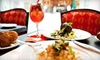 David Burke at Bloomingdale's - Bloomingdale's: Christmas Dessert Package or a Take-Home Dinner for Four on December 24 at David Burke at Bloomingdale's (Up to 71% Off)