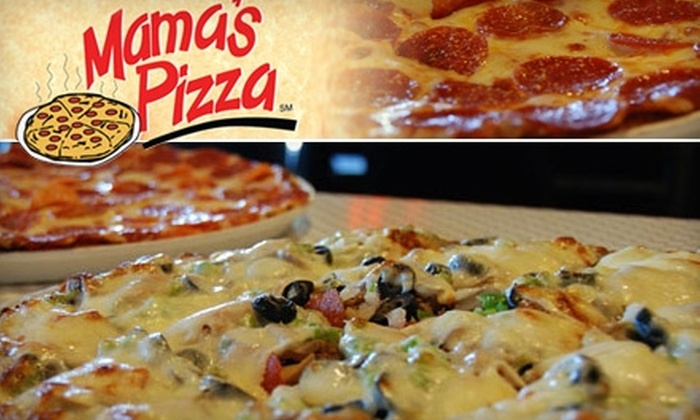 Mama's Pizza Midtown - Dundee: $7 for Pizza, Drinks, and More at Mama's Pizza Midtown ($15 Value)