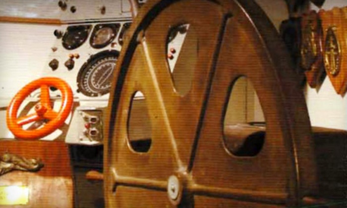 St. Marys Submarine Museum - St. Marys: $5 for a Historical-Museum Outing for Two at St. Marys Submarine Museum (Up to $10 Value)